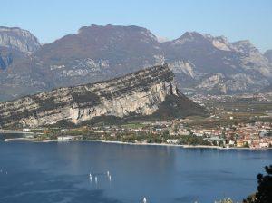 Torbole and Monte Brione