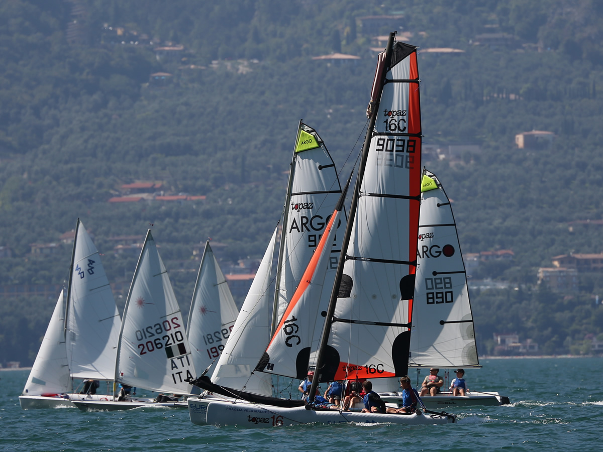 sailing holiday regatta
