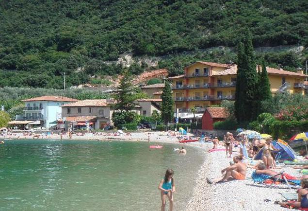 campagnola beach