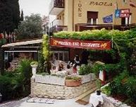 Accommodation at the Vela Azzura