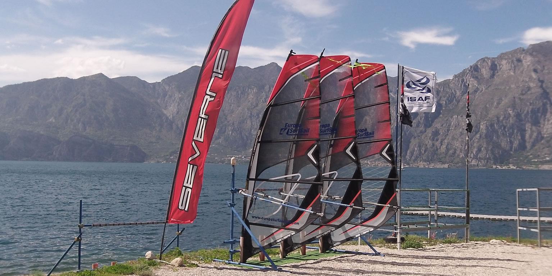 Windsurf rental equipment - sails